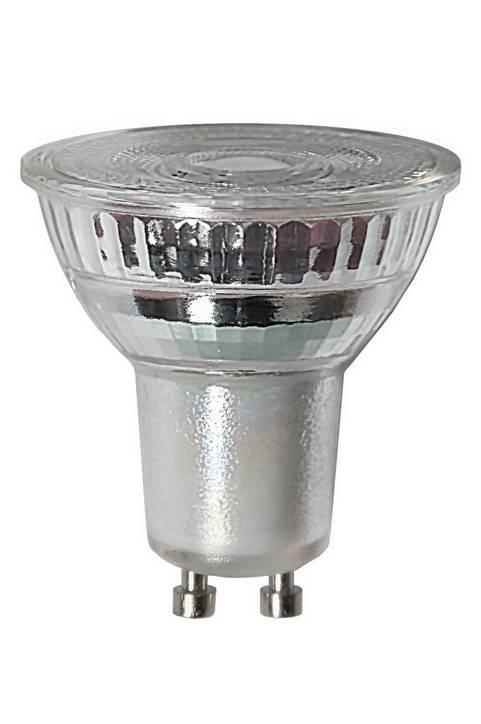 LED ljuskälla GU10 MR16 spotlight glass