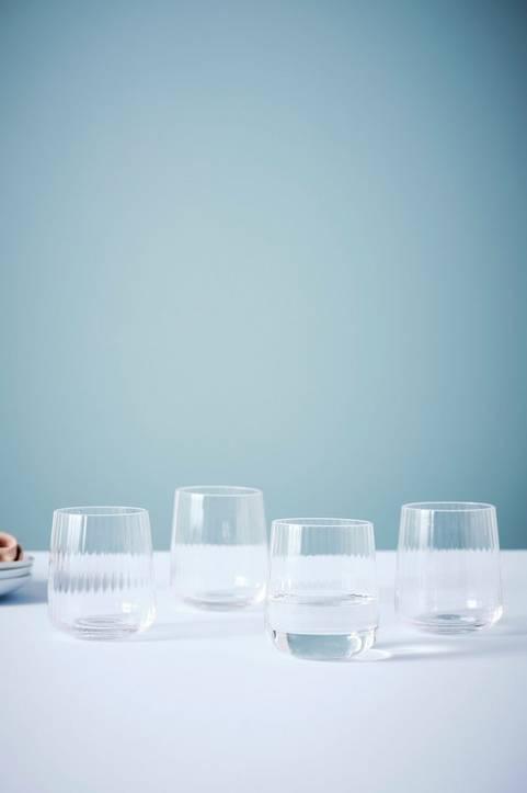 MAXIM låga glas 4-pack