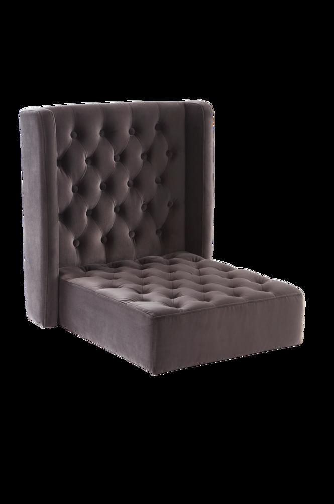 SKENE LYX dyreseng 60x66 cm Mørk grå