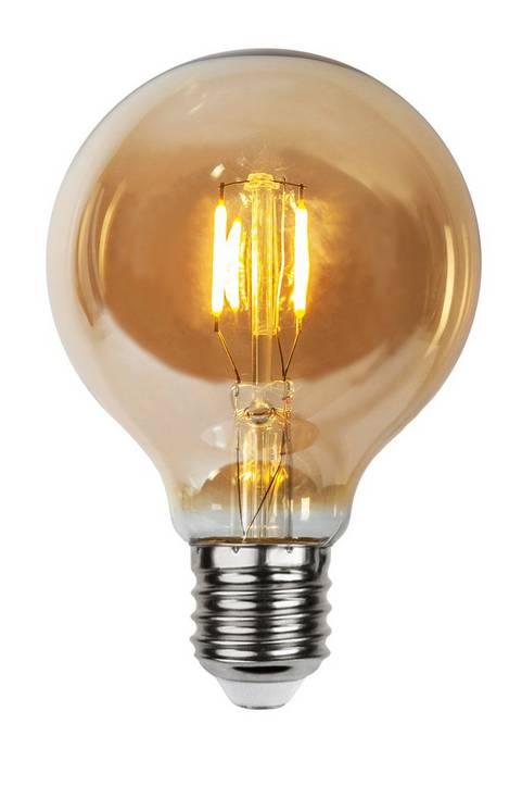 LED-lampa E27 24V LOW VOLTAGE G80