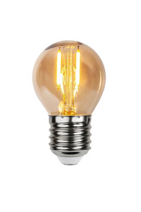 LED-lampa E27 24V LOW VOLTAGE G45