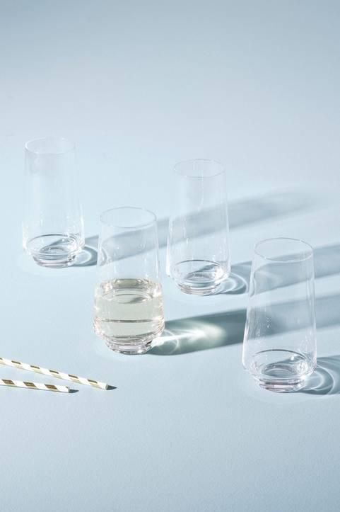 KAI höga glas 4-pack