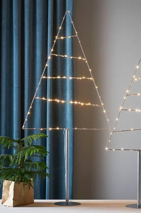 TRIANGLE dekorationsträd LED - stor