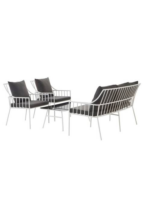 BOLONIA loungemöbel - 4 delar