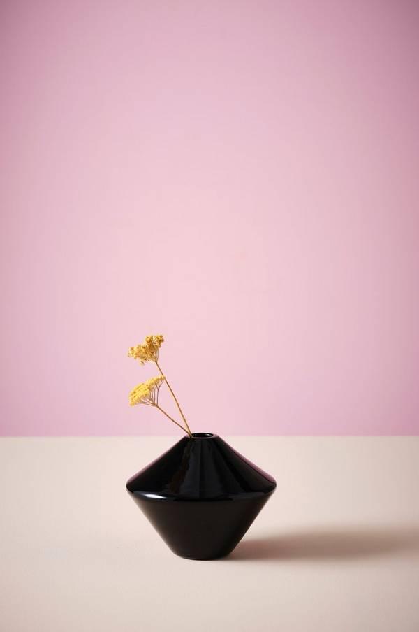 Bilde av CELIA MAY vase - lav - 30151