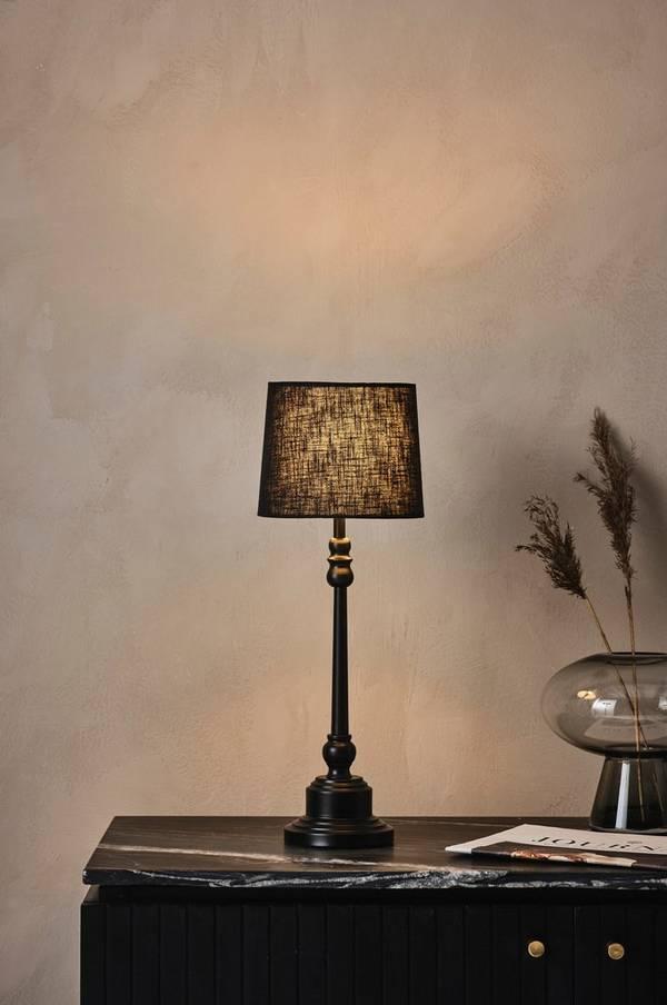 Bilde av ANDREW LEE bordlampe - lav - 30151