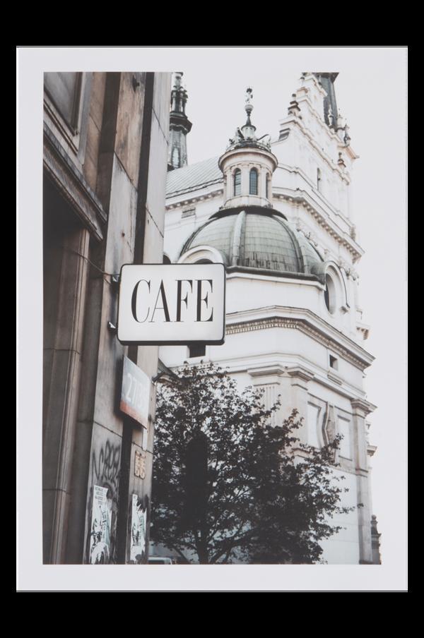 Bilde av COFFE TIME poster 70x100 cm - 30151