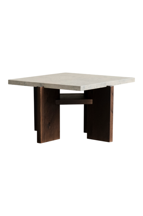 ASPVIK 04 soffbord 60x60 cm