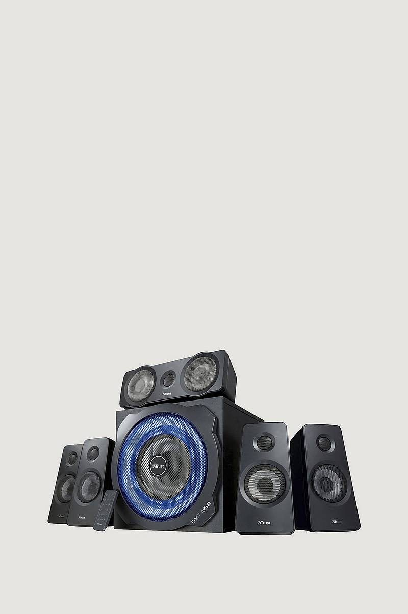 Gxt 658 5.1 Surround System