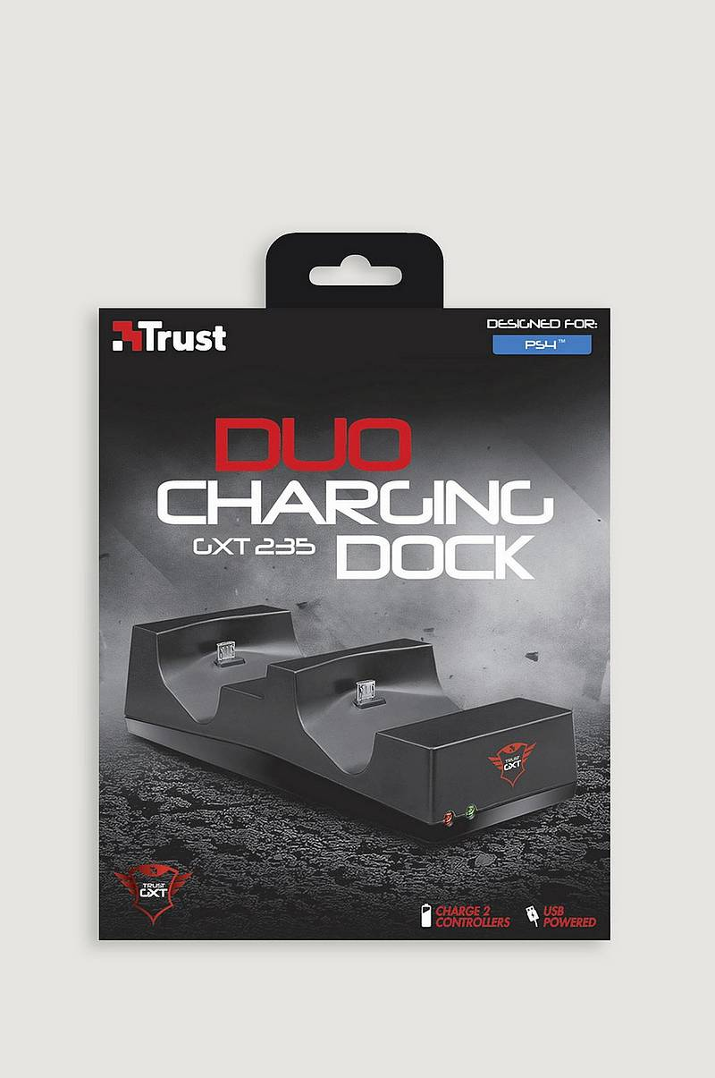 Gxt 235 Duo Charging Dock Ps4