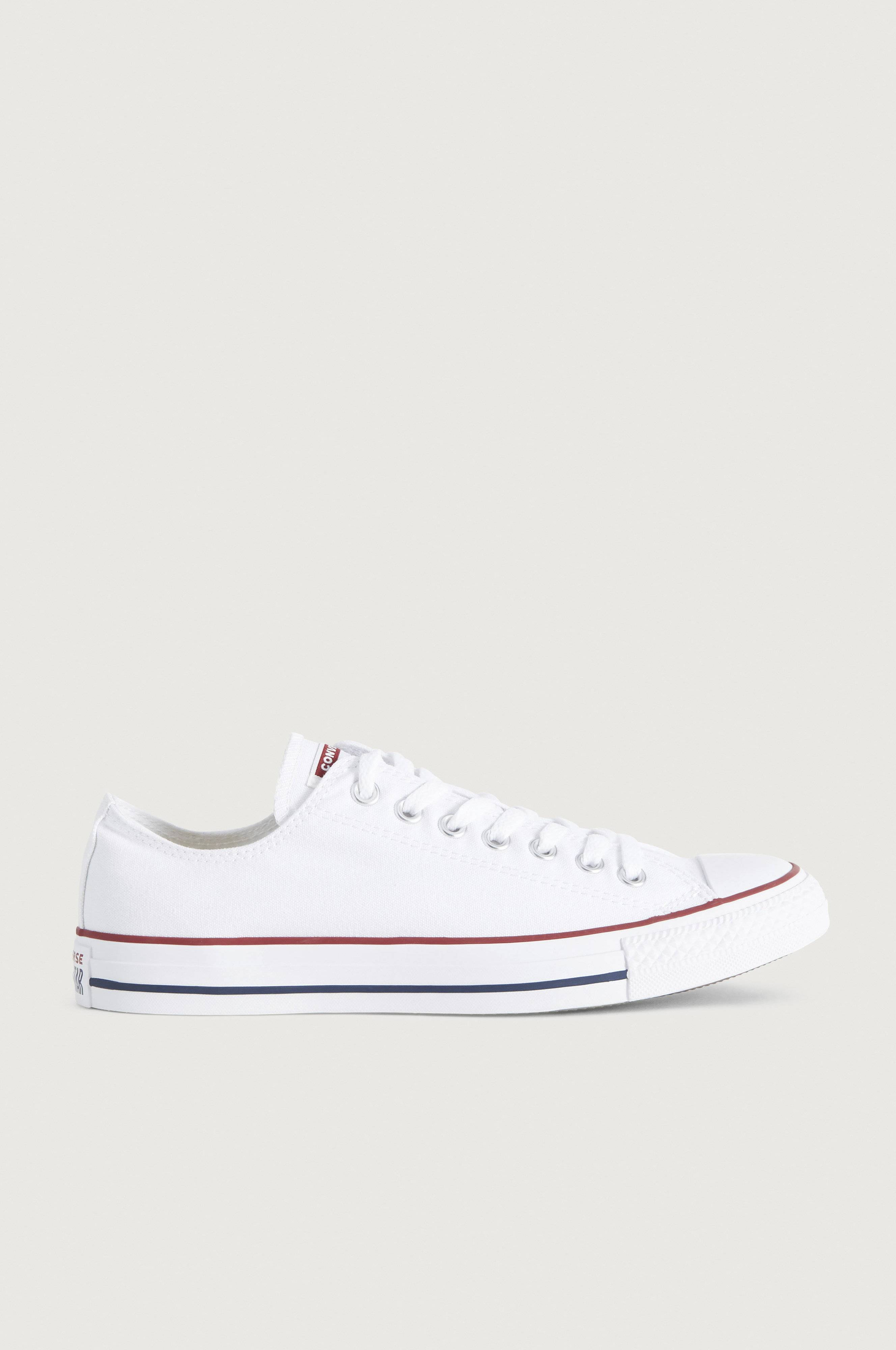 Converse All Star Canvas Ox Sneakers & textilskor Vit