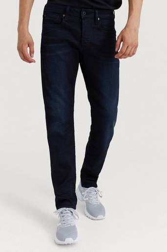 G-Star Jeans 3301 Slander superstretch Blå