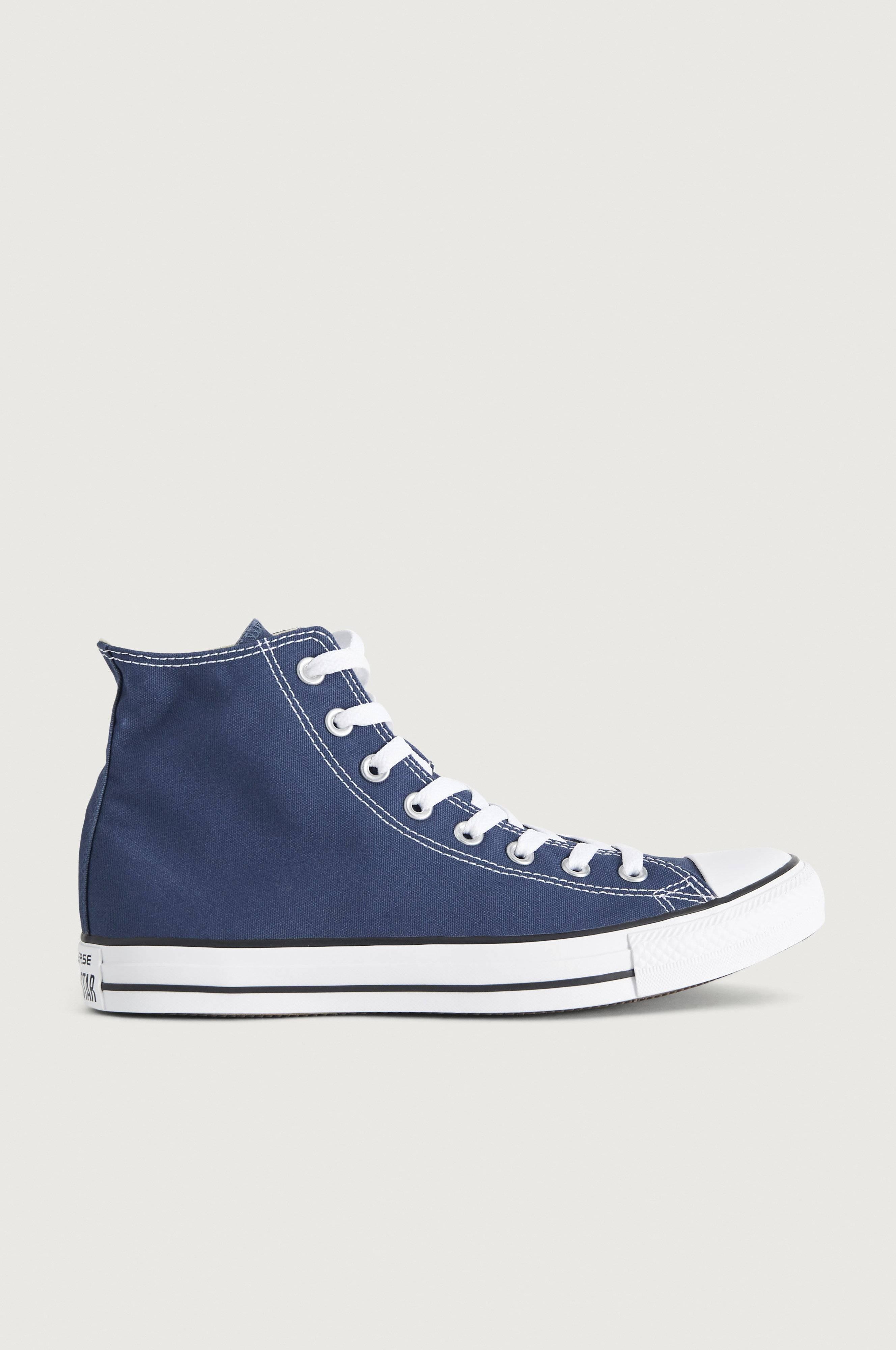 Converse All Star High Sneakers Blå