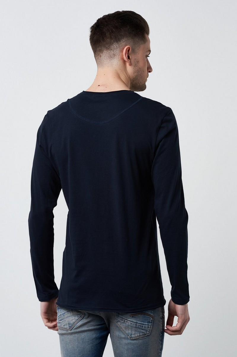 Genser Long Sleeve Relaxed