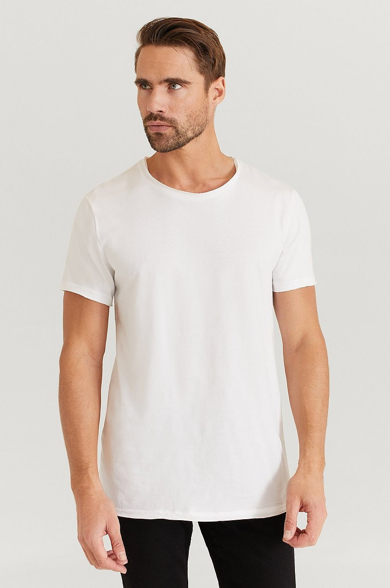 T-shirt Crew Neck Relaxed Tee