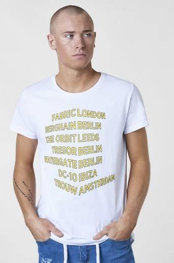 Somewear T-Shirt Bucketlist Tee Vit