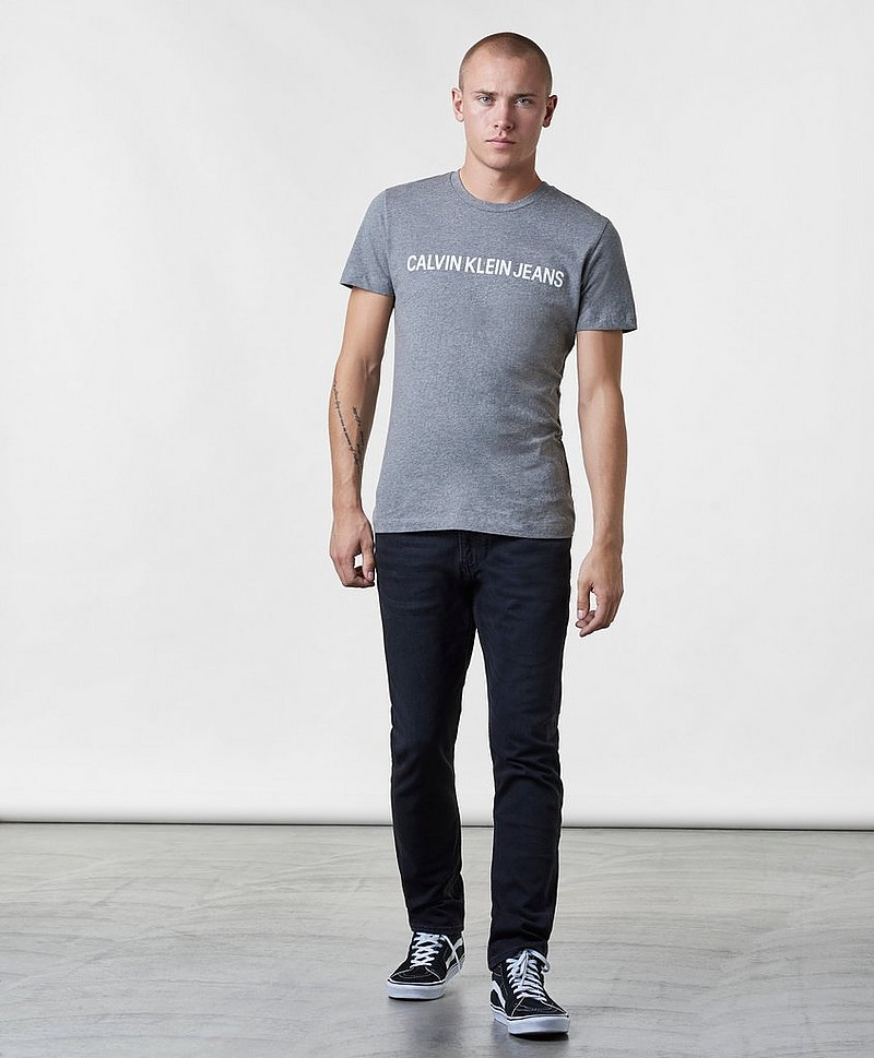 Basic Institutional Logo Tee