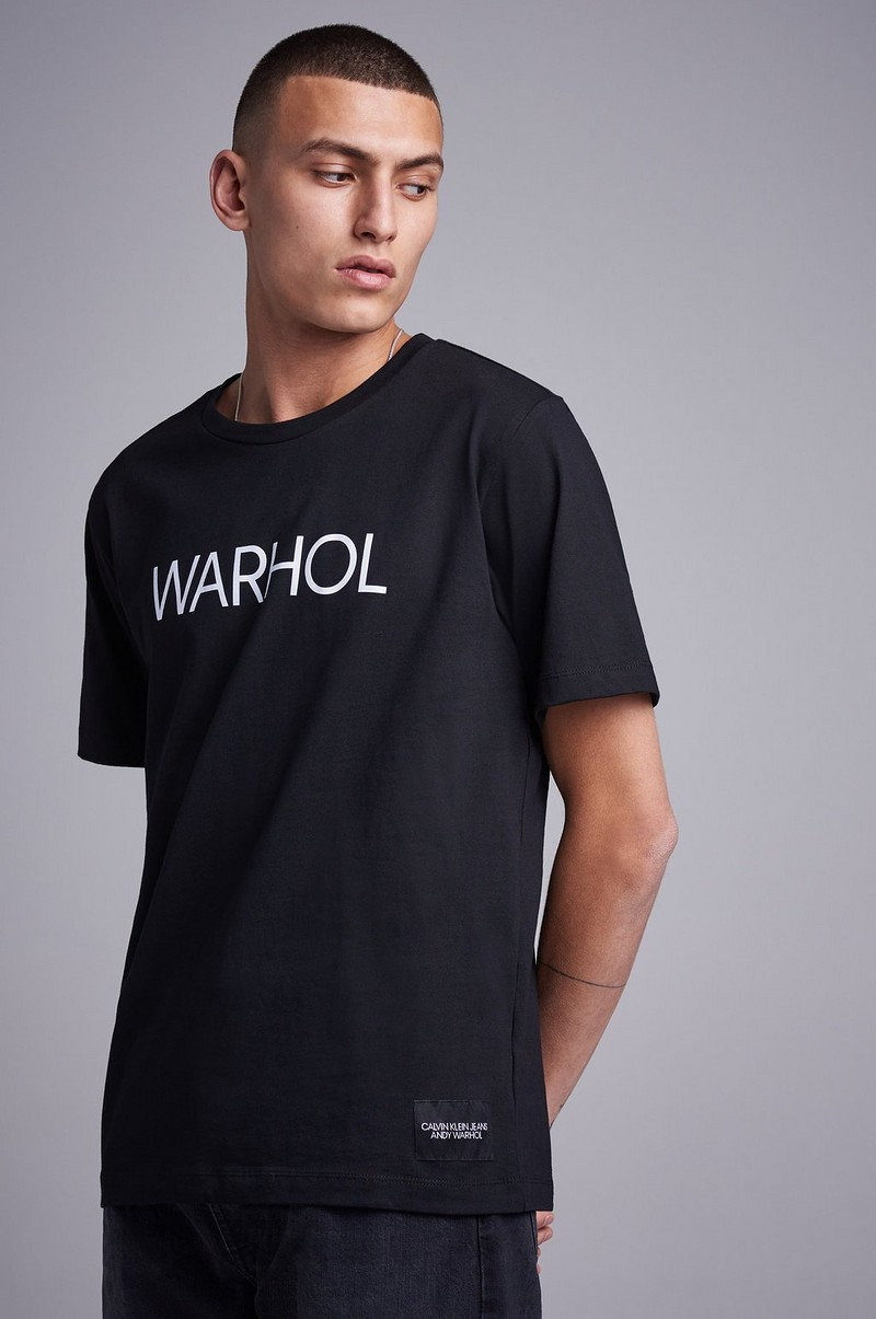 T-Shirt Warhol Regular S/S