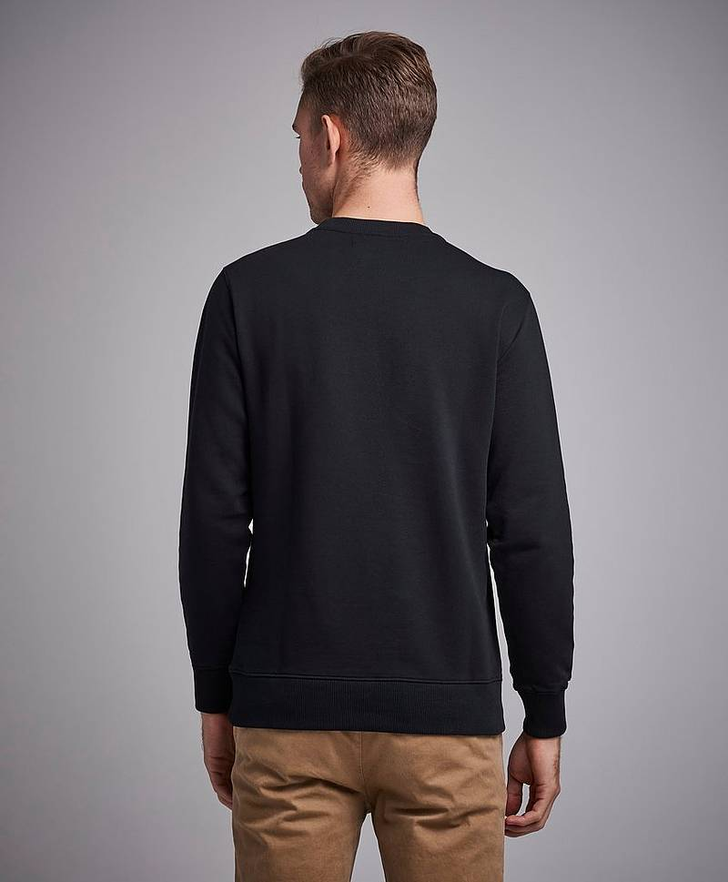 Basic Institutional Logo Sweatshirt