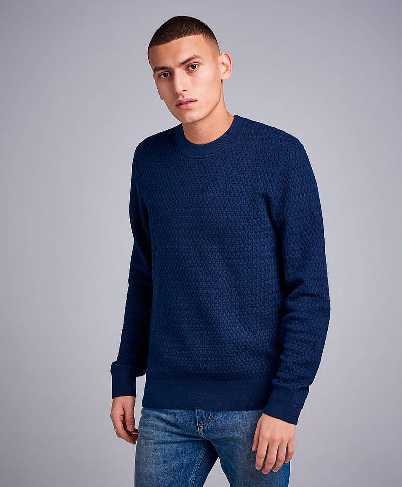 Structure Superior Wool Sweater