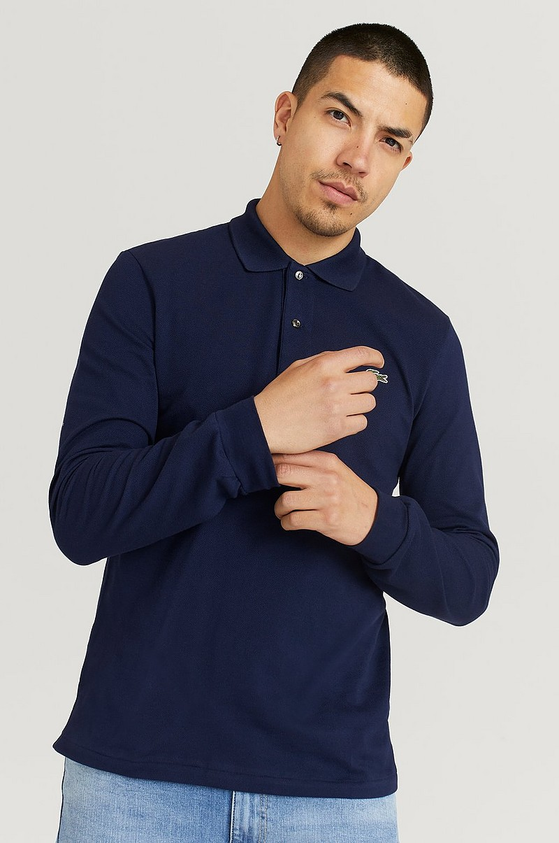 Pikétröja Long Sleeve Original Polo Piké