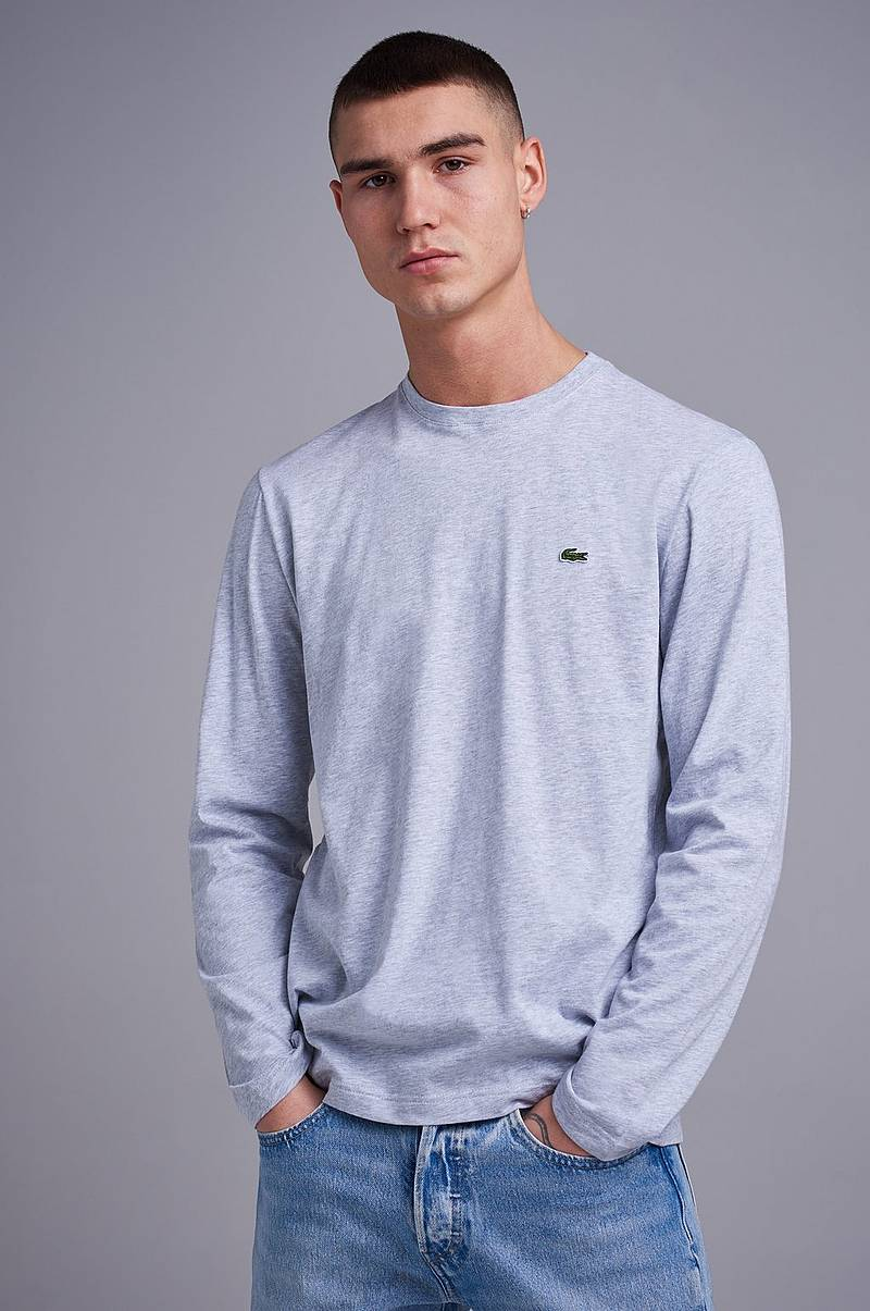 Long Sleeve Crew Neck Tee CCA