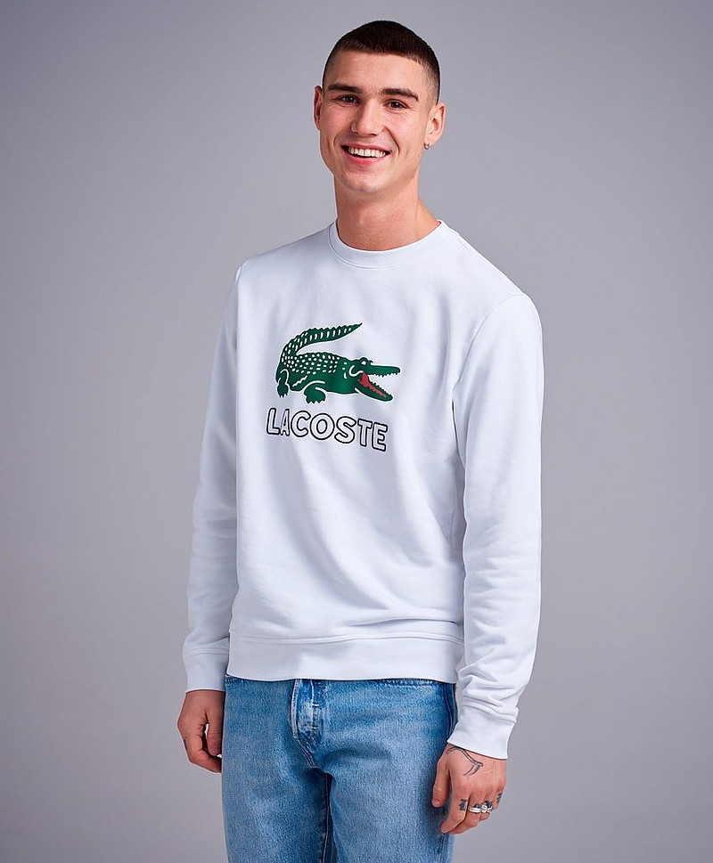 Sweatshirt Logo Sweat