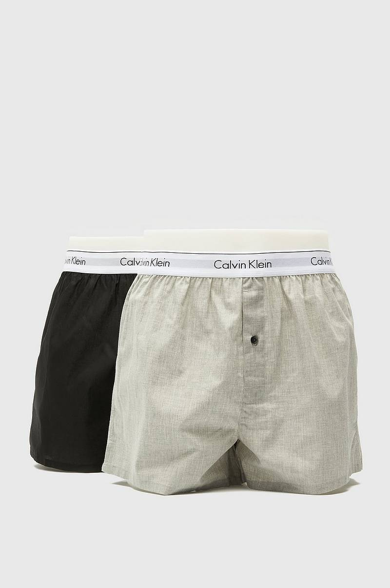2-pack Boxer Modern Cotton Woven