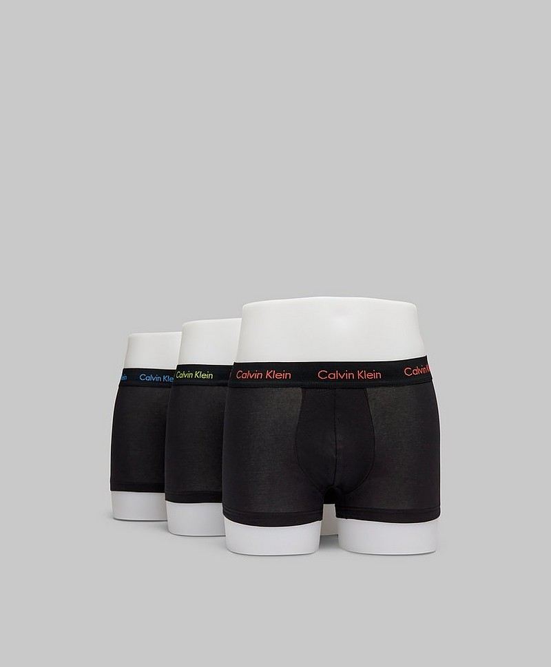 3-pack Trunk Cotton Stretch SXZ