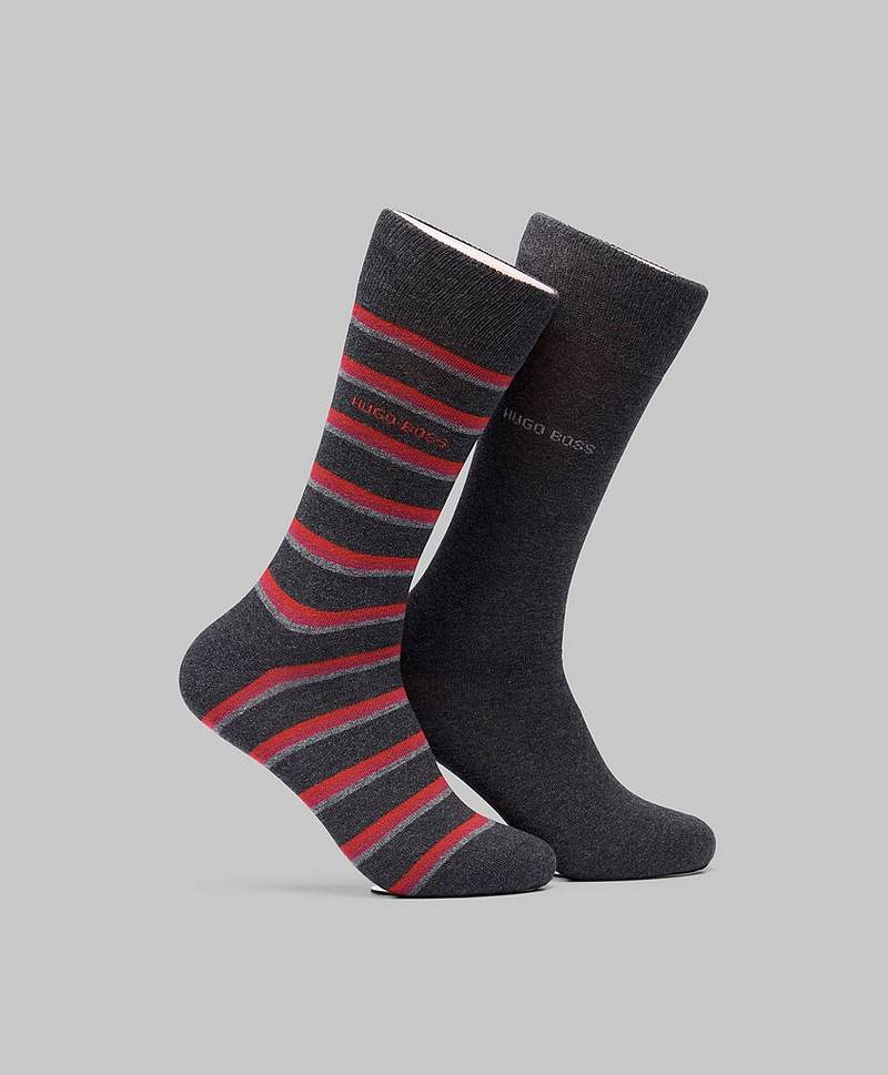 2-pack Stripe Socks