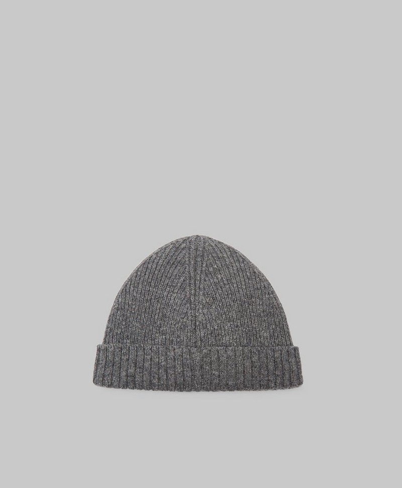 Lue Wool Lined Beanie
