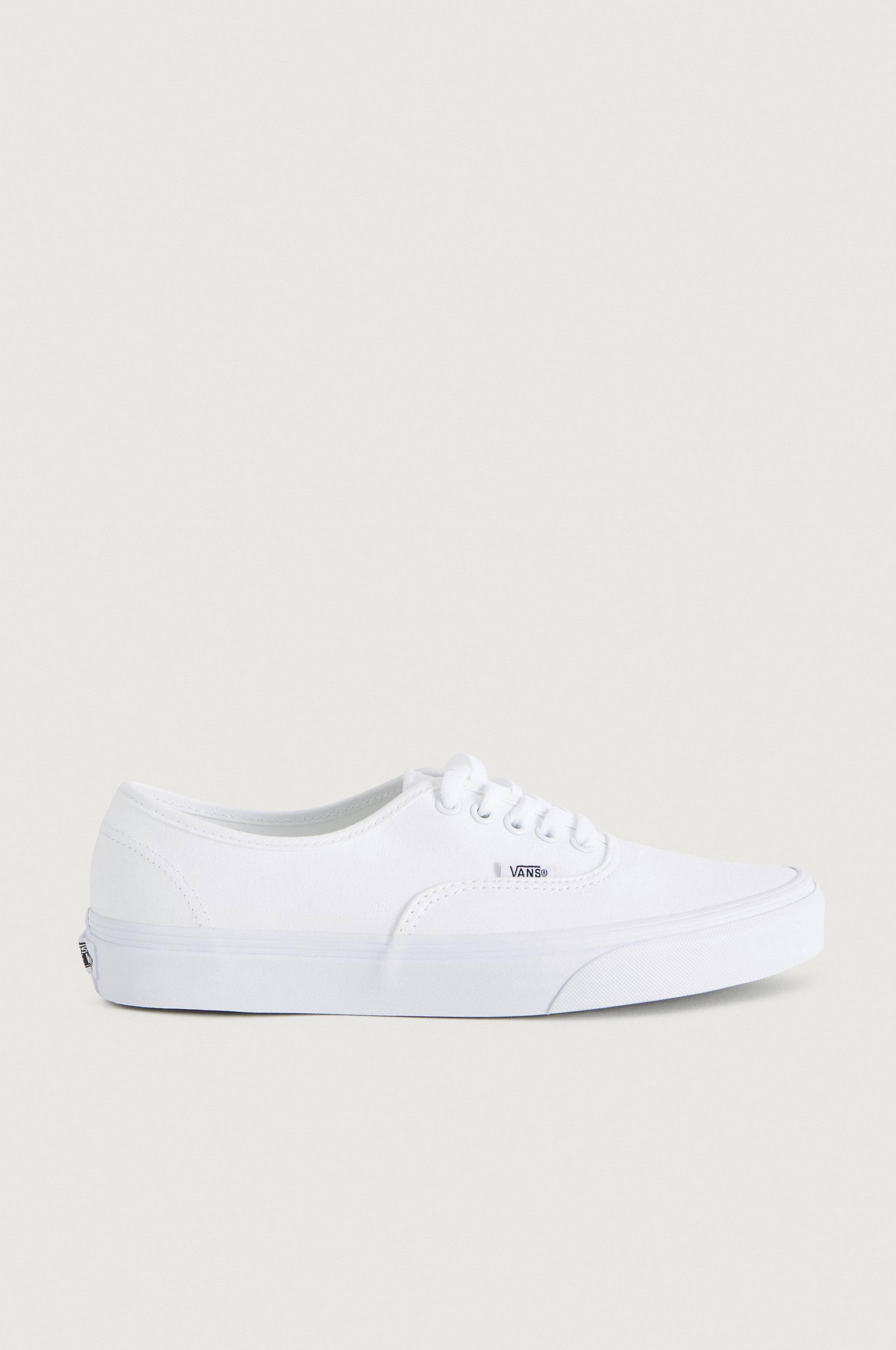VANS Authentic Sneakers & textilskor True White