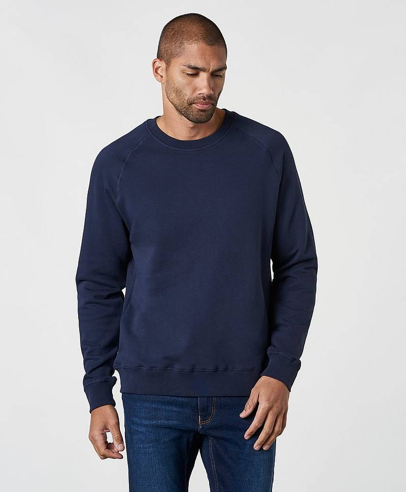 The Swan Plain College Sweater