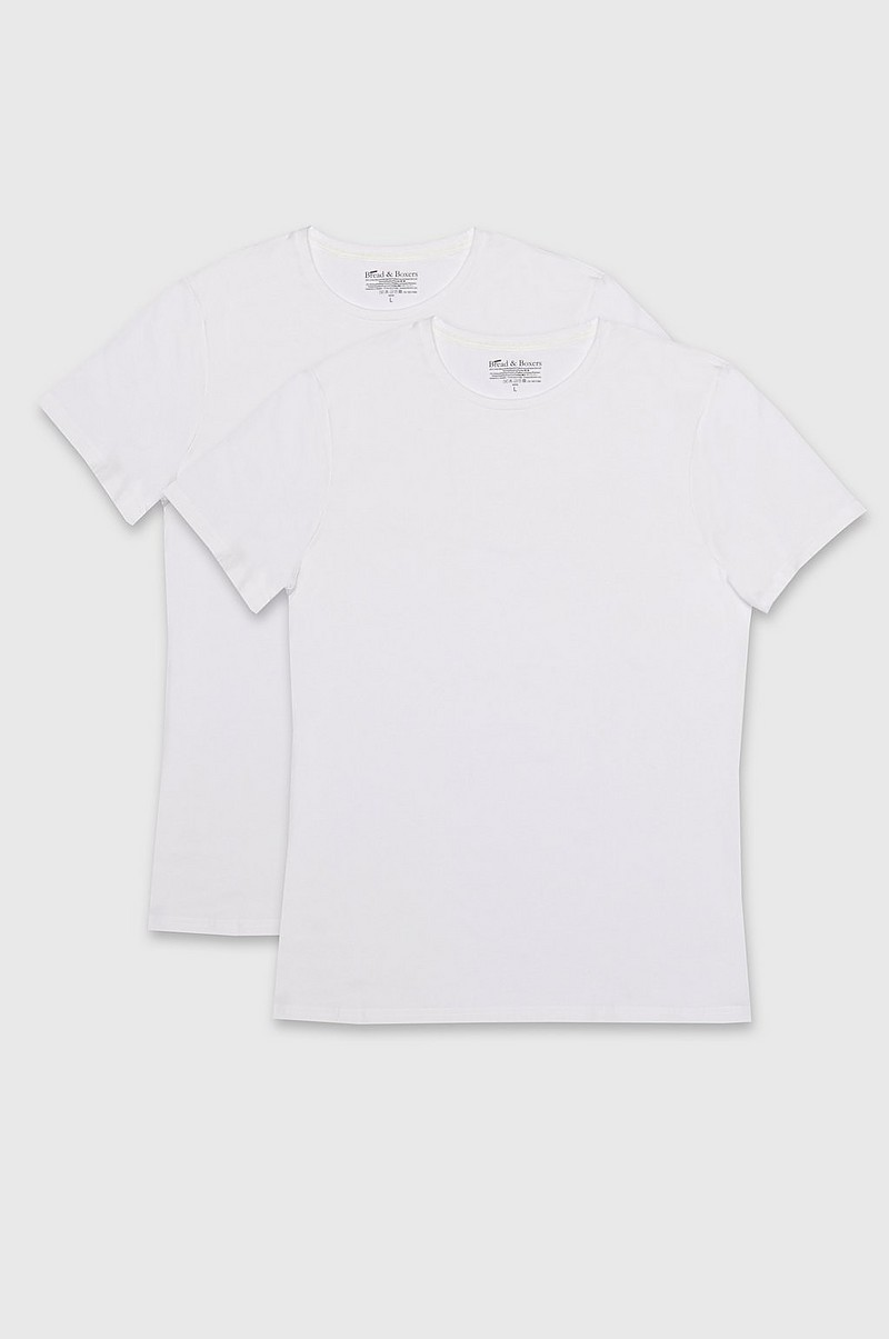 T-shirt 2-pack Crew Neck Tee