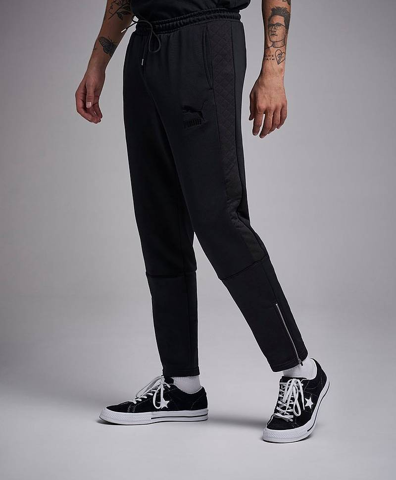 Retro Quilted Pants Puma