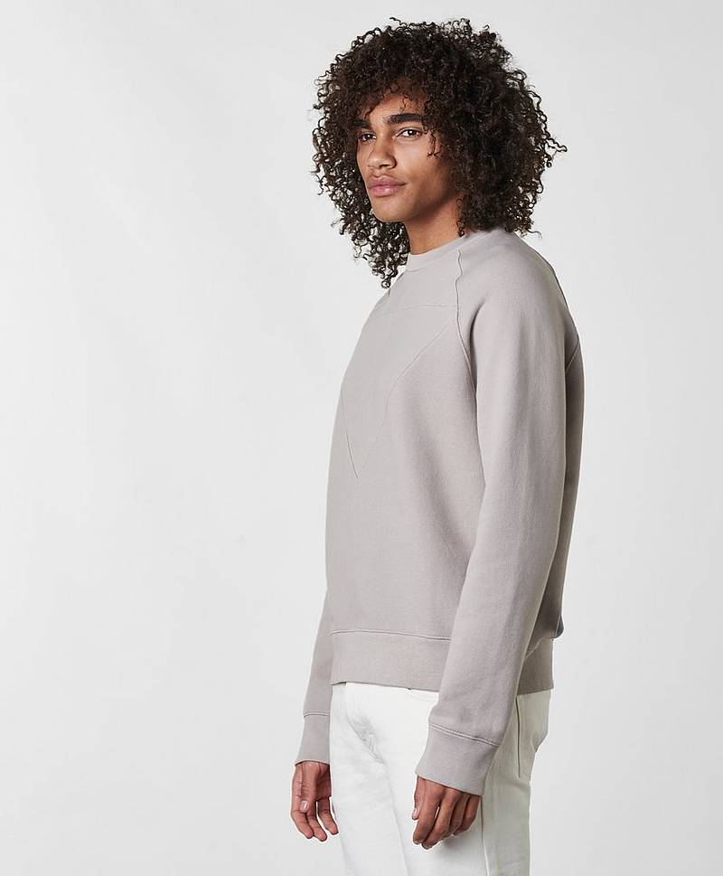 Cut & Sew Sweatshirt