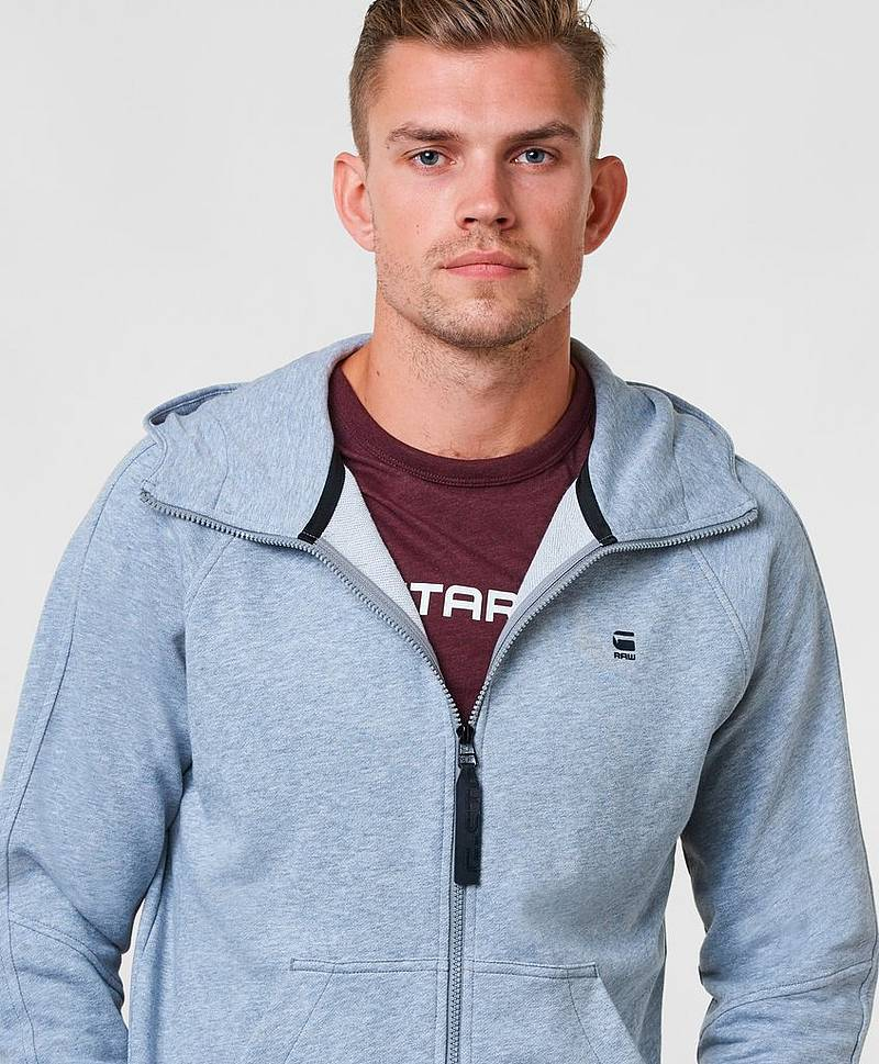 Strett DC Hooded Zip Light