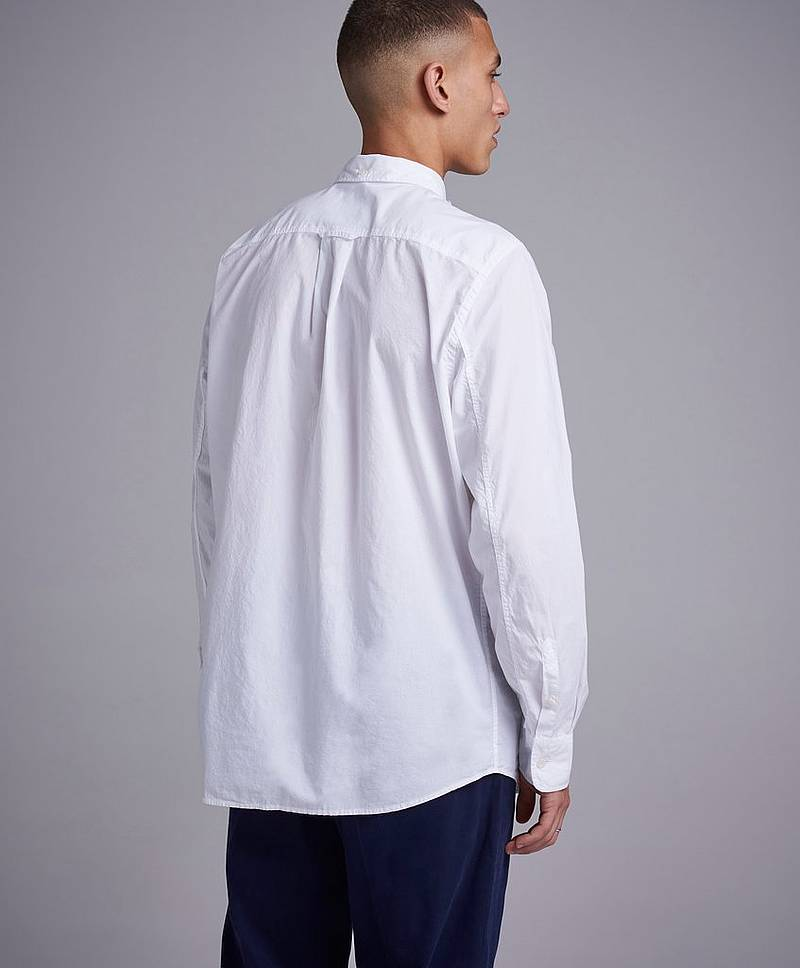 Ben Washed Poplin Shirt