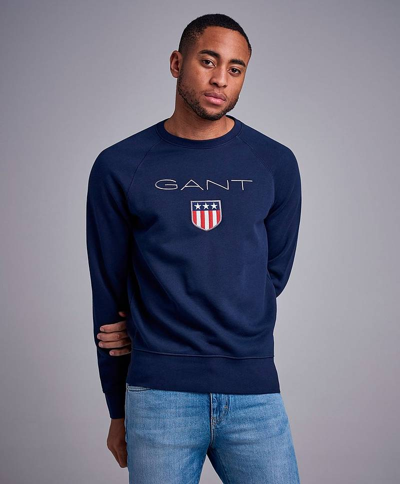 Gant Shield C-Neck