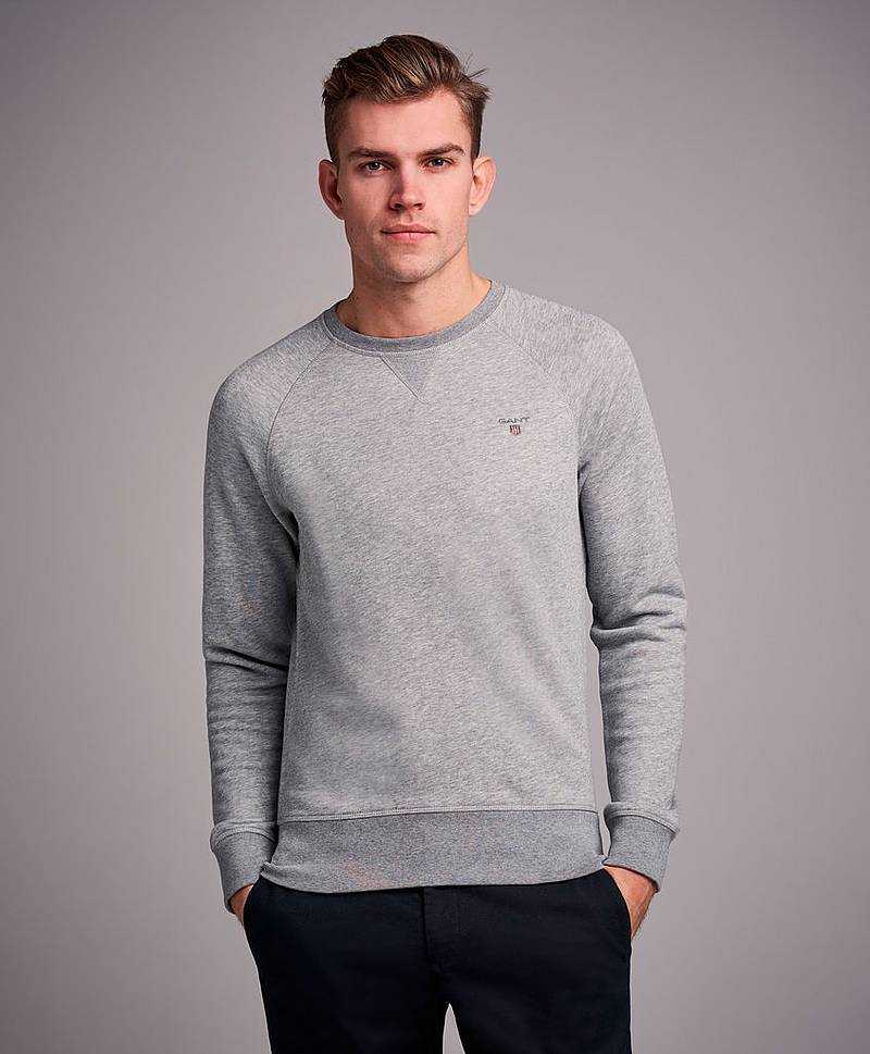 Sweatshirt Gant Original C-Neck Sweat