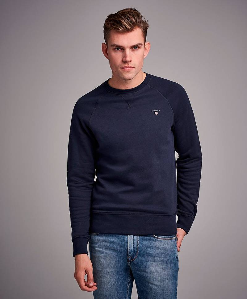 Gant Original C-Neck Sweat