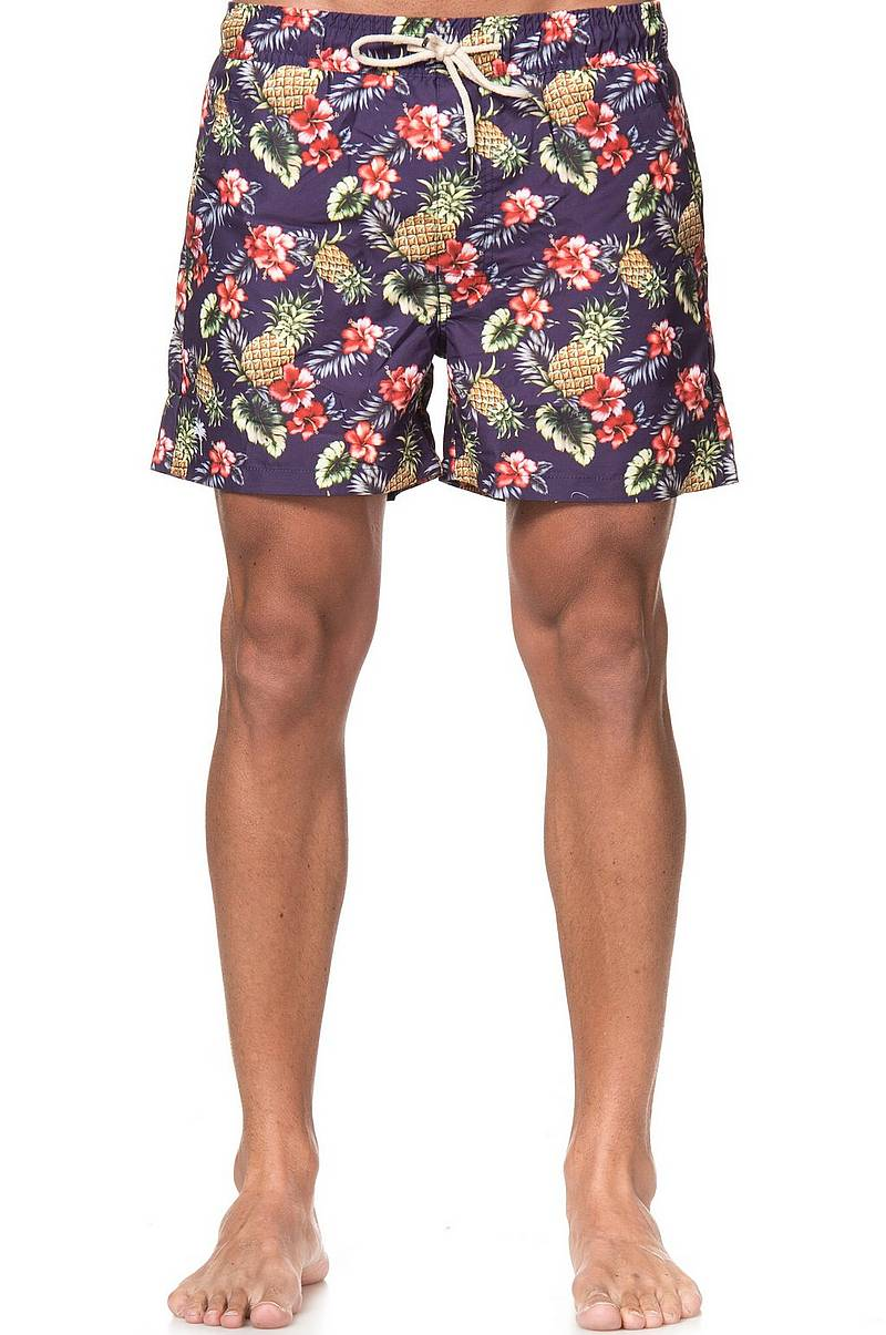 Badshorts Pineapple Flower Swim