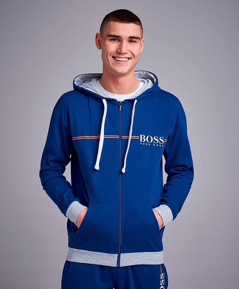 Hoodie Authentic Jacket Hooded
