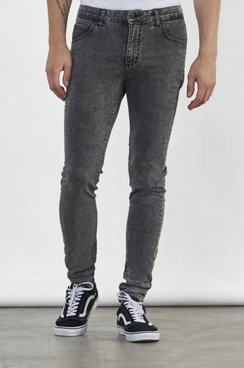 Cheap Monday Jeans Him Spray Svart