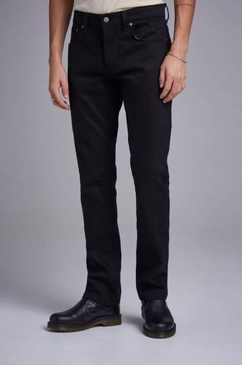 Nudie Jeans Jeans Grim Tim Svart