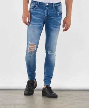 GABBA Jeans Iki Lt Blå