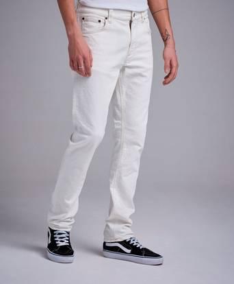 Nudie Jeans Jeans Lean Dean Vit