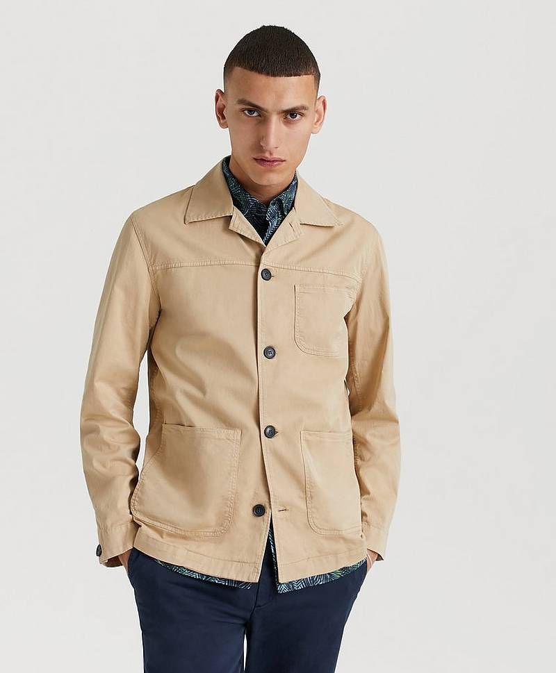 Jacka Alan Shirt Jacket