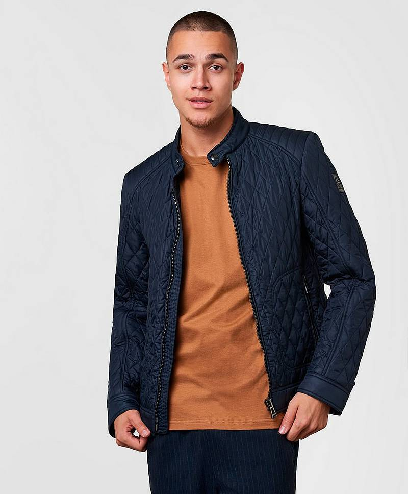 Bramely Quilted Jacket