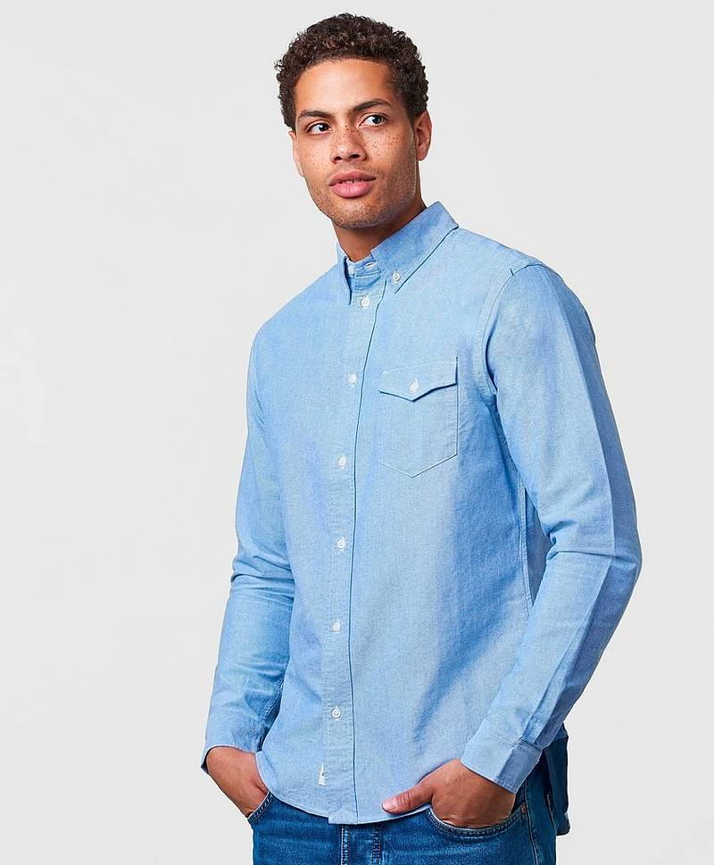 Ox Oxford Shirt